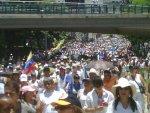 despues de plaza venezuela