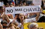 Spain Venezuela Protest